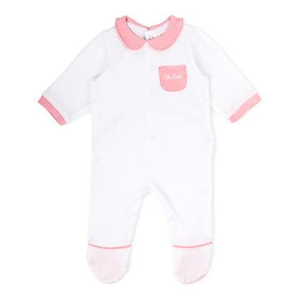 Charlotte Pink - Jumpsuit (1 month) - Tata Rachel