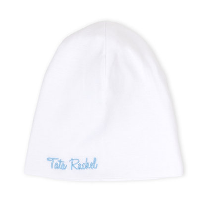 Hugo Blue - Baby Hat (0-3 months) - Tata Rachel