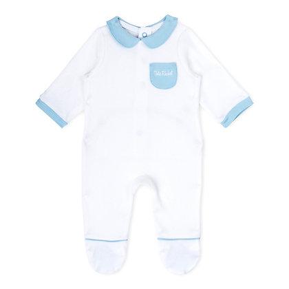 Charlotte Blue - Jumpsuit (1 month) - Tata Rachel