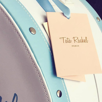 Essential Blue -Vanity including 8 baby products (0-3 months) - Tata Rachel