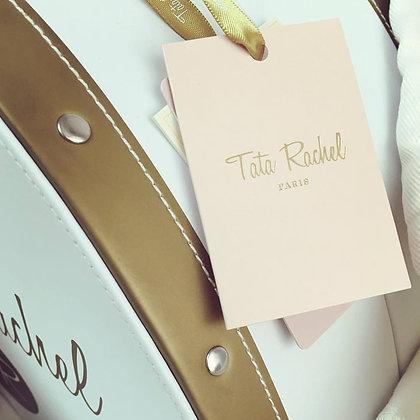 Essentiel Doré -Vanity incluant 8 articles bébé (0-3 mois)- Tata Rachel