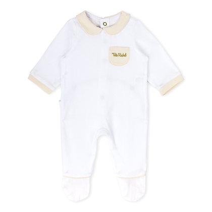 Charlotte Ivory - Jumpsuit (1 month) - Tata Rachel