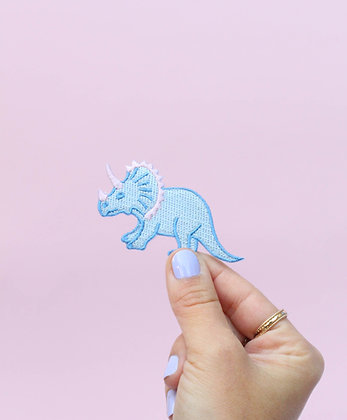 Patch thermocollant Triceratops cute