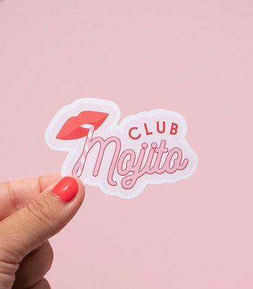 Sticker Club Mojito