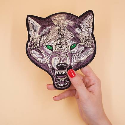 Patch thermocollant loup XXL