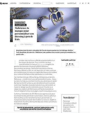 maddyness parution web magazine malicieu