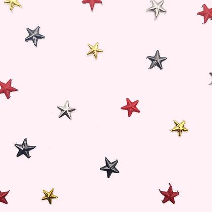 Clous à griffes étoiles