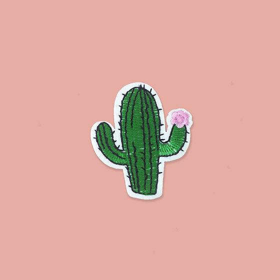 Patch thermocollant Cactus