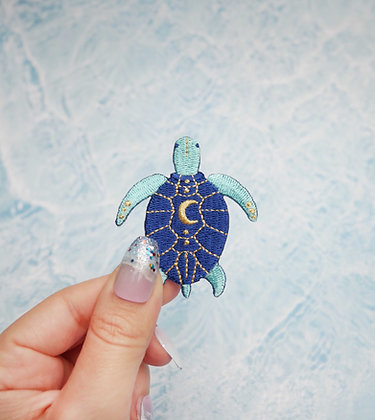 Patch thermocollant Tortue
