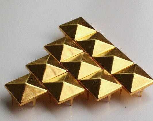 Pyramide doré Medium