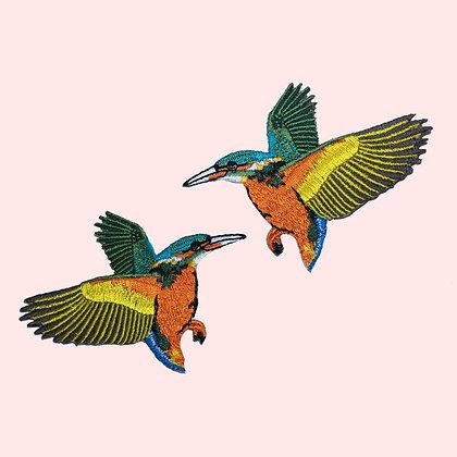 Patch thermocollant Colibri