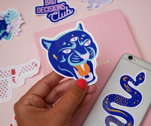 Sticker Puma