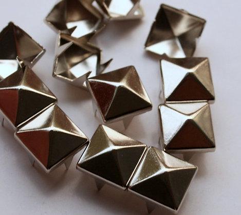 Pyramide argenté Small