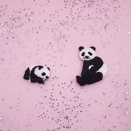 Patch thermocollant panda