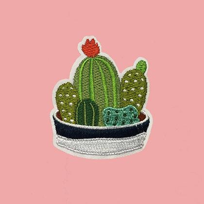 Patch thermocollant trio cactus