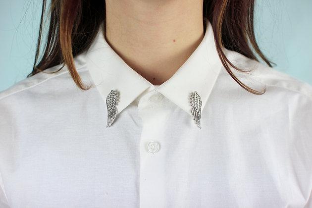 Pin's ailes argenté