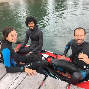 Plongée et apnée - Dominica