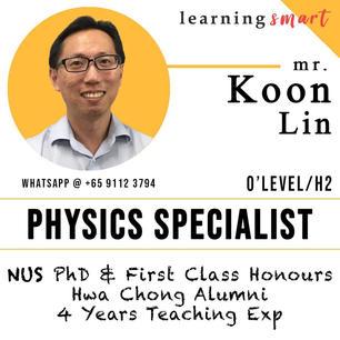 Mr. Koon Lin