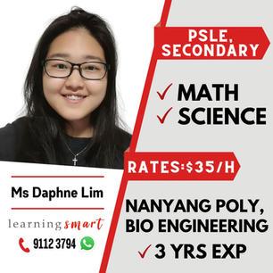 Ms. Daphne Lim