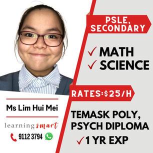 Ms. Lim Hui Mei
