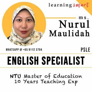 Ms. Nurul Maulidah