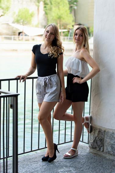 Larissa Baumer & Livia Schmidt