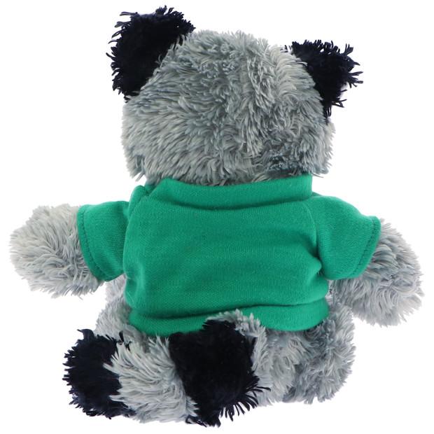 MR_SFUN01 Raccoon plush toy
