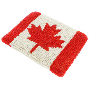 MR_S007 Canada beads coin wallet