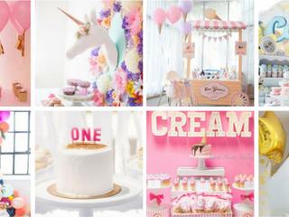 【10 款派对主题 | 非一般的生日】