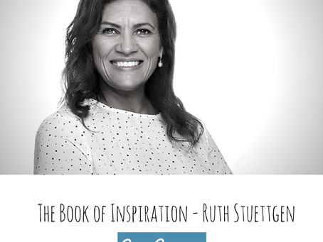 Ruth Stuettgen - The Book Of Inspiration