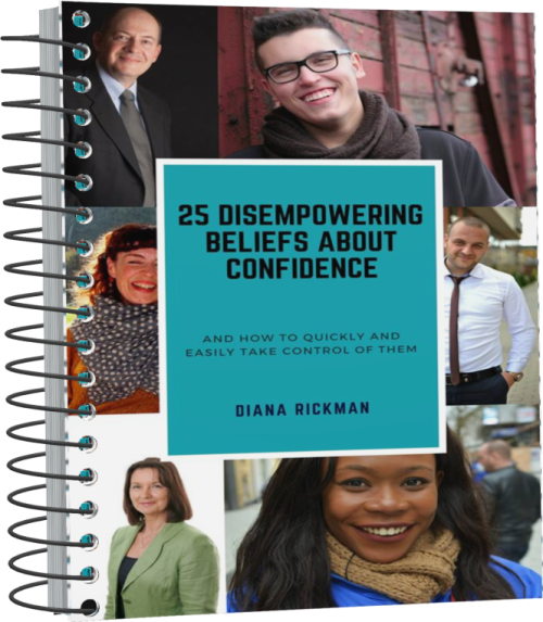 Free Confidence building workbook
