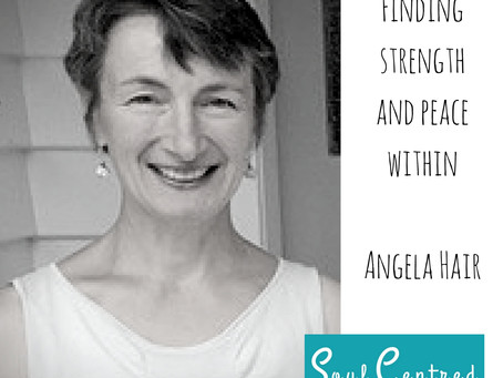 Angela Hair - Finding Strength and Peace Within
