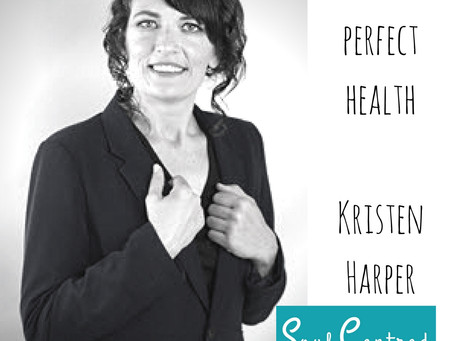Kristen Harper - Inspiring Perfect Health