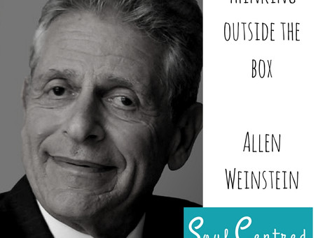 Allen Weinstein - Thinking Outside The Box