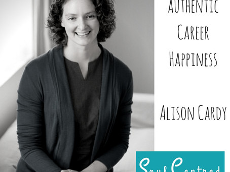 Alison Cardy - Authentic Career Happiness