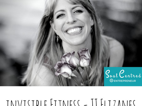 JJ Flizanes-The Invisible Fitness Formula