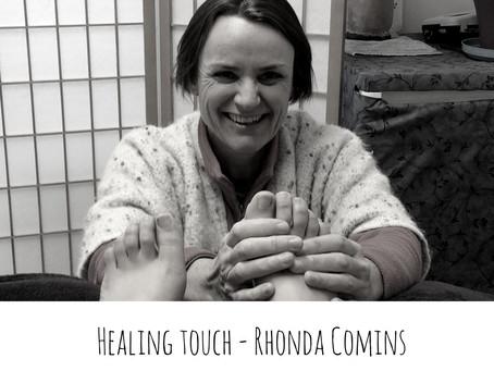 Rhonda Comins - Healing touch.
