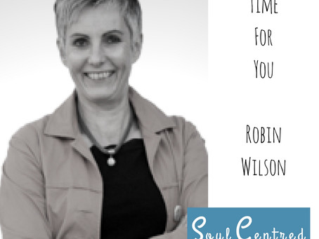Robin Wilson-Time for you!