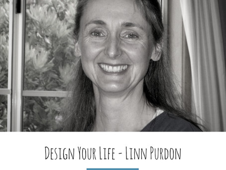 Linn Purdon-Design your life.