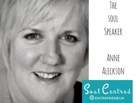 Anne Aleckson-The Soul Speaker