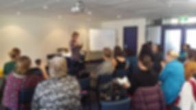 Diana Rickman workshop