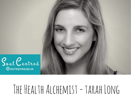 Tarah Long - The Health Alchemist