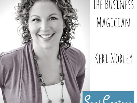 Keri Norley - The Business Magician