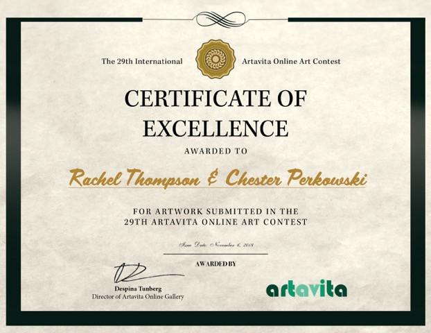 Artavita29_Excellence_Rachel Thompson &