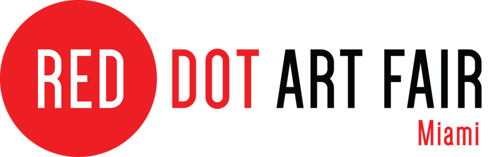 RED DOT MIAMI ART SHOW LOGO