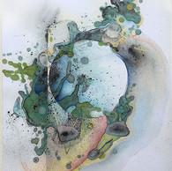 Gaia: Origin #2 ©2018 Janet Maher
