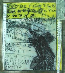 Alphabet ©2015 Janet Maher