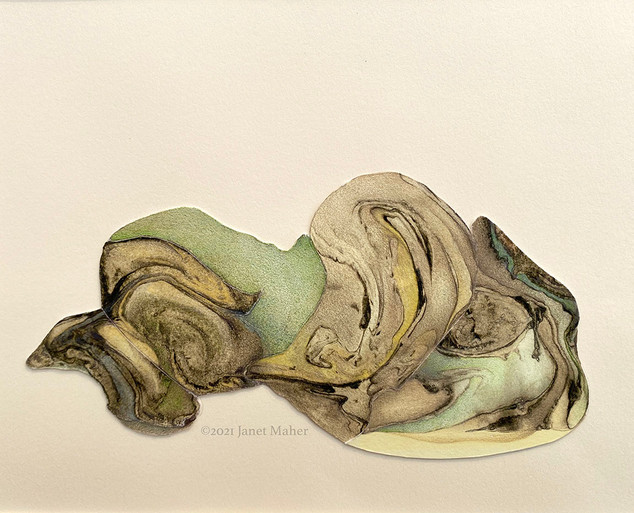 Endangered: Chance #4 ©2021 Janet Maher,