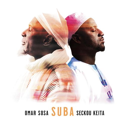 Omar Sosa and Seckou Keita: SUBA CD