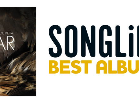 Catrin and Seckou's SOAR in Songlines Top Ten Albums of 2018!